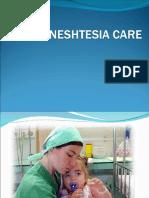 26523411 Post Aneshtesia Care