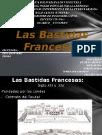 Las Bastidas Francesas