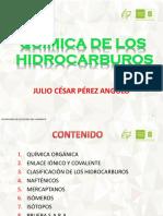 QUI¦üMICA DE LOS HIDROCARBUROS