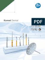 Catalogo Comet Dental
