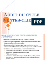 54769318 Audit Cycle Ventes Clients Imen