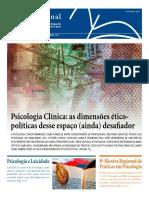 jornal psicologia