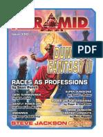 Pyramid #3-50 - Dungeon Fantasy II