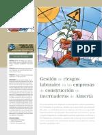 Gestion de Riesgos en Almeria