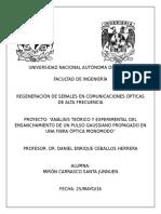 Proyecto Propagacion Del Pulso
