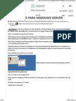 Proxy Squid Para Windows Server – Blog de Soluciones