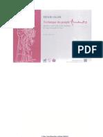 Technique Du Peuple Annamnite (3) - Henri Oger