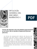 Tipología General Del Discurso Narrativoparaxp-1