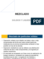 4. Mezclado