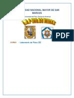 Informe 1 falta fotos 2- Cargas Eléctricas y Cuerpos Electrificados m.docx
