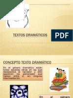 texto dramatico sexto.ppt