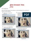 Cara Mudah Membuang Jerawat di gambar photoshop