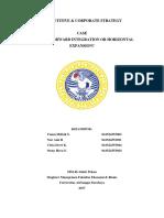Arauco Case Analysis