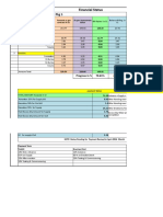 5. Finacial Status for Common (Pkg 4 & Pkg 5)