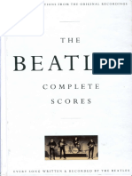 the beatles - complete scores.pdf