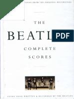 the beatles - complete scores.pdf