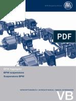 Mechanical Suspension Installation Manual