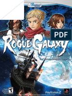 Rogue Galaxy Prima Official Guide