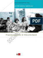 Programa Nivel Inicial Ebr 2017