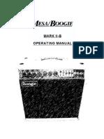 Mesa Boogie Mark II-B