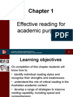 Effective Reading ppt