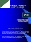 5.- Matemáticas Financieras