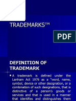 Trademarks Cyberlaw