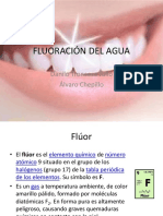Fluoración Del Agua