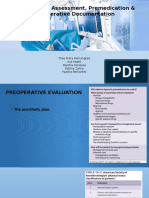 Anestesi preoperative and pre medication from morghan book