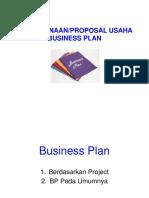 Menyusun Proposal Usaha 2011_tanpa Gambar