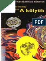 A. & B. Sztrugackij - A kölyök.epub