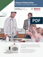 Water Heater Tech Specs