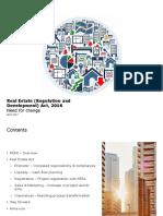 Delloite PPT - RERA-1.pdf