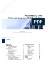 Pakistan Strategy 2015