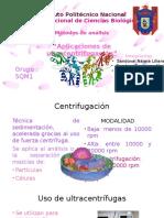 Ultracentrifugación