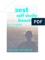 7 Best Self Study Boosters for English