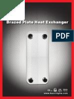 Kaori Heatexchanger
