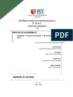 Modelo de Informe de Prácticas Preprofesionales. (1)
