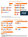 Lista Comerciantilor Agreati ING - Credit Card