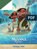 Moana - Educator's Guide