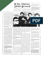 Velvet Underground PT16 1994