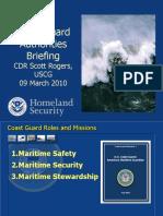 Coast Guard Brief