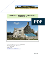 Northover Mill Business Plan No Appendices