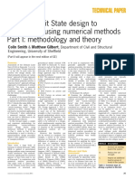 GE Oct 2011 Ultimate Limit State Design to Eurocode 7 Using Numerical Methods Part II Methodology and Theor Smith Gilbert