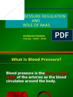 Role of RAAS