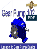Golden Gear Pump 102 Lesson 1