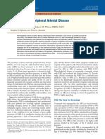 biomarkers PAD