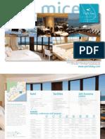 Factsheet MICE_Porto Bay Rio Internacional_EN