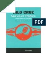 Cruz, Nilo - Ana en El Tropico