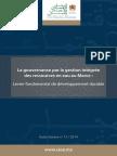 Rapport Gouvernance Eau VF 16042014
